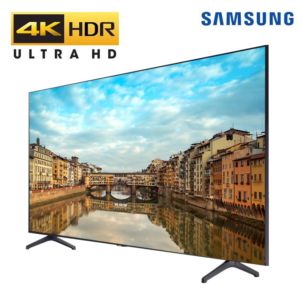삼성전자 65인치 UHD 4K 비즈니스 TV 무료기사설치