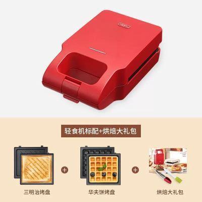 프랜잇 카카오 윤아와 창업 얇은 길거리 와플 메이커 메이커세척 키친플라워 개리와플기계 라이언, 빨간