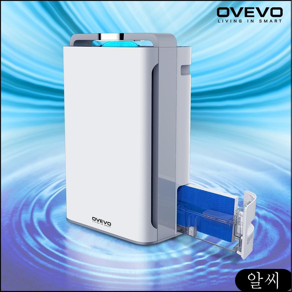 OVEVO 오베오 루나 공기청정기+가습기 LS58-A 9중케어 회사기념품 ypii, RCMK 본상품선택