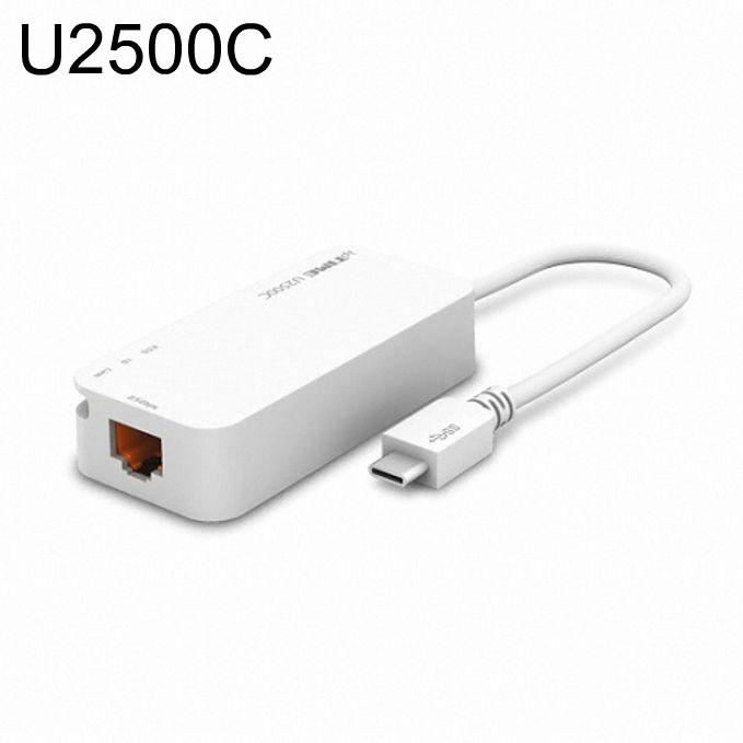 ipTIME 유선 랜카드 U2500C (USB 3.0 Type-C 2500Mbps