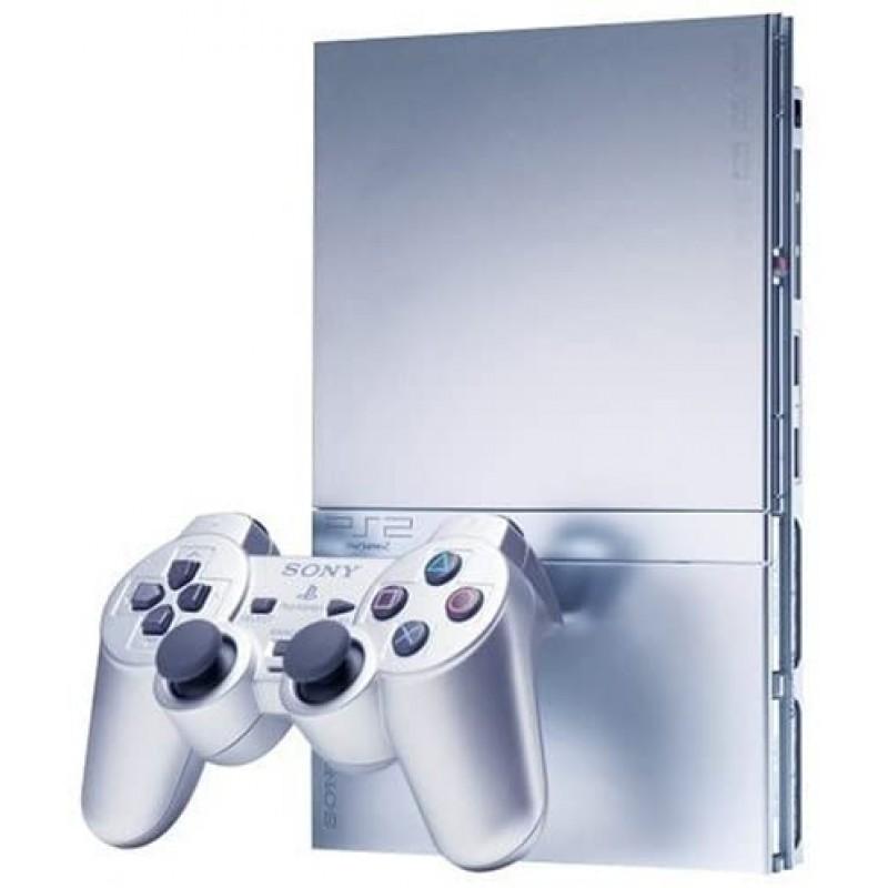 플레이스테이션 2 슬림 실버: 비디오 게임, 1, 단일옵션