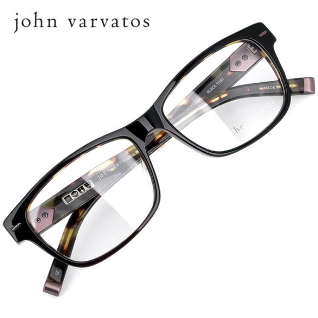 존 바바토스 명품 뿔테 안경테 V361UF-BLACK-TORTOISE(56) / JOHN VARVATOS