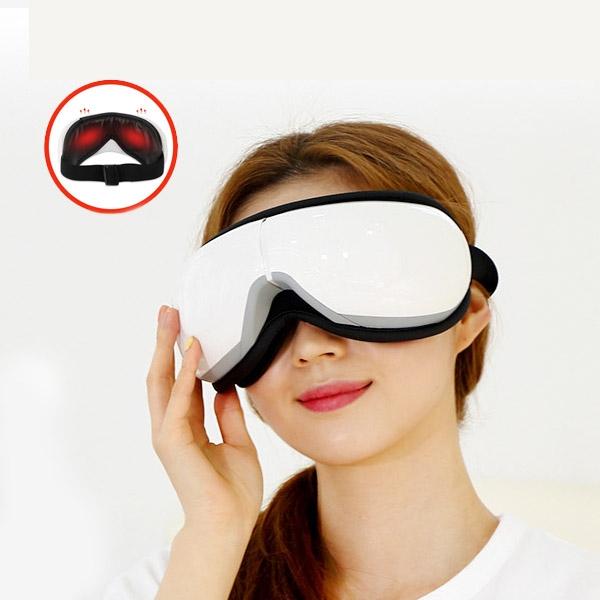 눈 시력 보호 찜질 진동 온열 무선 마사지기 (POP 4984197675)