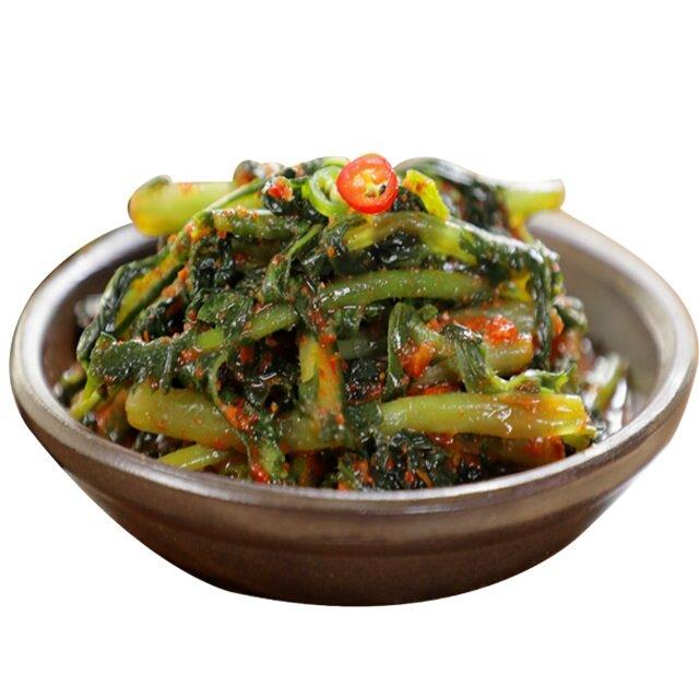 [신세계TV쇼핑]팽현숙 최양락의 맛있는 옛날 김치 열무김치 3kg, 단일상품, 단일상품