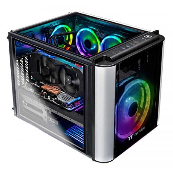 Thermaltake LCGS L20 AVT-02 AIO 수냉식 CPU 게임용 PC (AMD RYZEN 5 3600X 3.8GHz DDR4 3, 단일상품, 단일상품