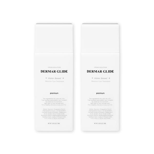 버진솔루션 더마글라이드 프리미엄x2 수용성젤 마사지젤, 단품