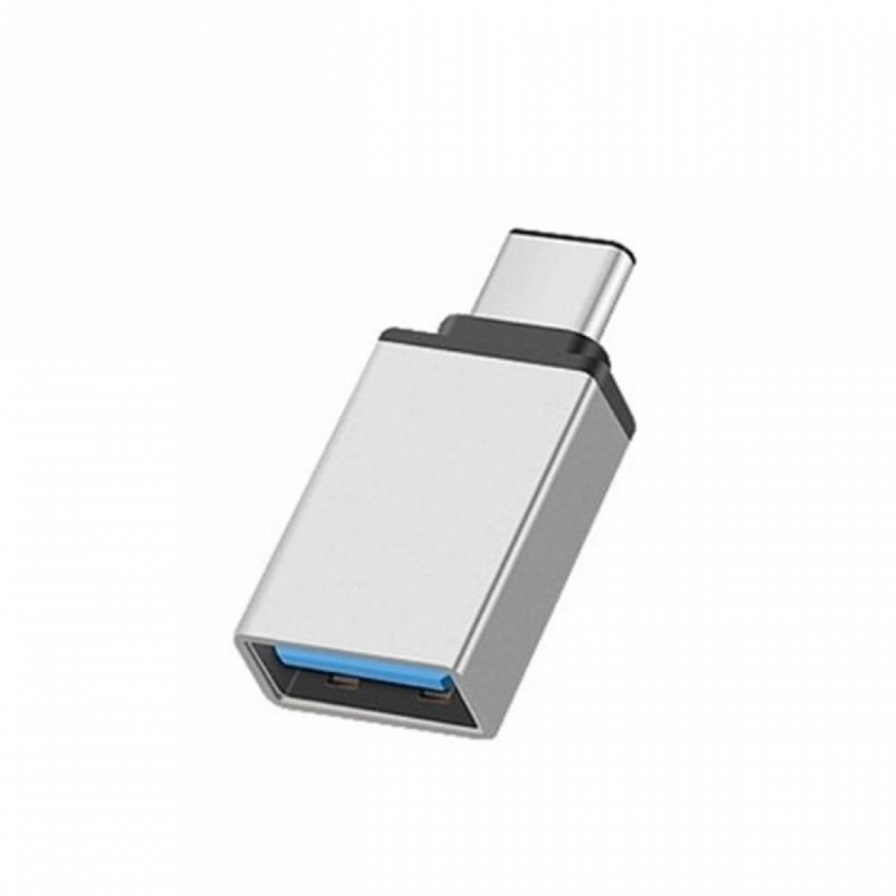 [2N] 갤럭시 USB A TO C타입 USB 3.0 OTG 젠더, F212 블랙(OPP포장)