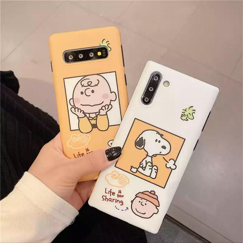 CC 갤럭시 만화 캐릭터 디자인 핸드폰 휴대폰 케이스 노트10 노트9 노트8 S10 s9 s8 플러스