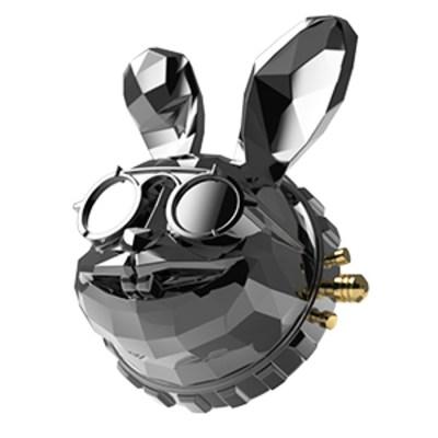 디프로젝트 디버니 토끼 차량용 방향제 (색상6종 선택/향5종 선택/쇼핑백 선택), [화이트골드], [레몬버베나], [쇼핑백:선택안함]
