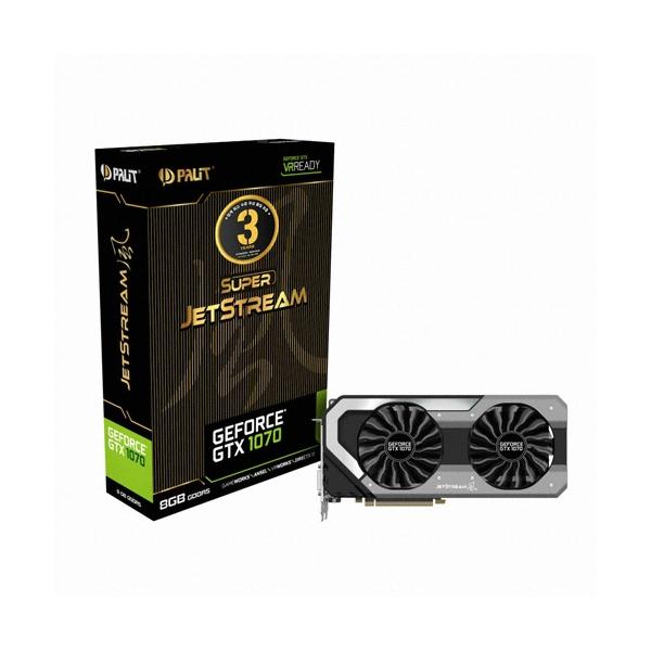 PALIT 지포스 GTX1070 Super JETSTREAM D5 8GB, 단일상품