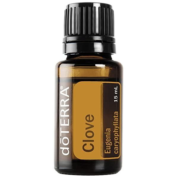doTERRA Clove Essential Oil 도테라 클로브 에센셜 오일 15ml