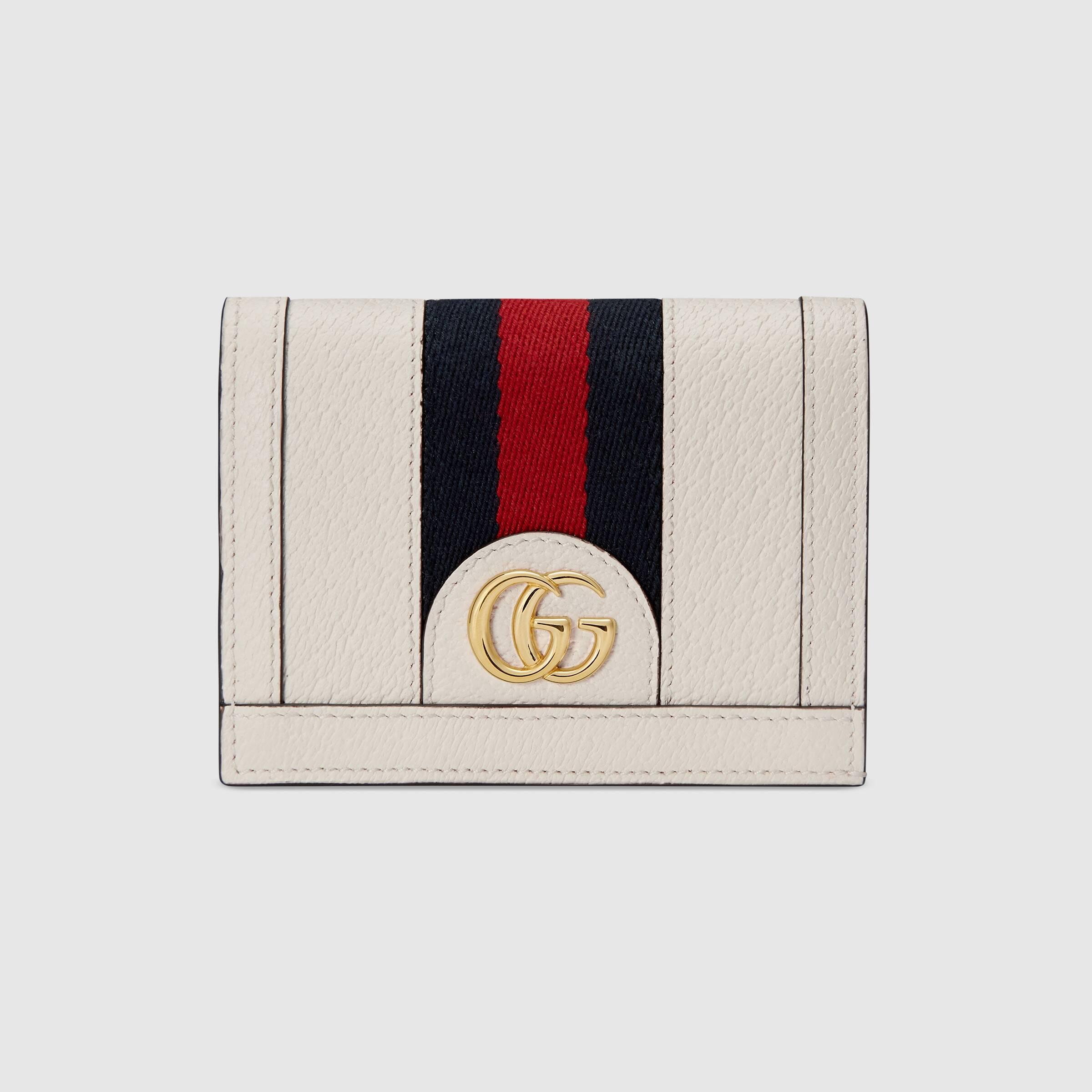 Gucci Ophidia card case wallet 523155 DJ2DG 8454
