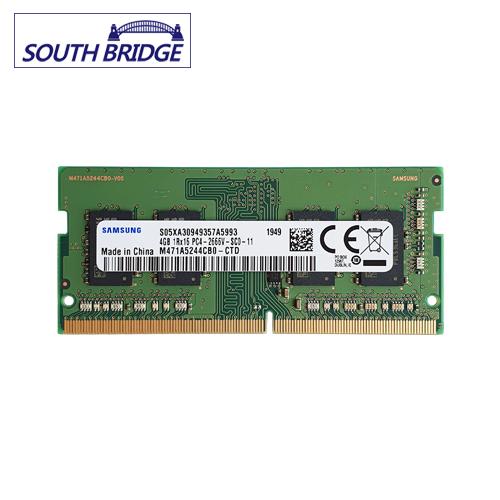 삼성전자 노트북 램 4기가 DDR4 PC4-21300 2666Mhz 새상품 노트북용