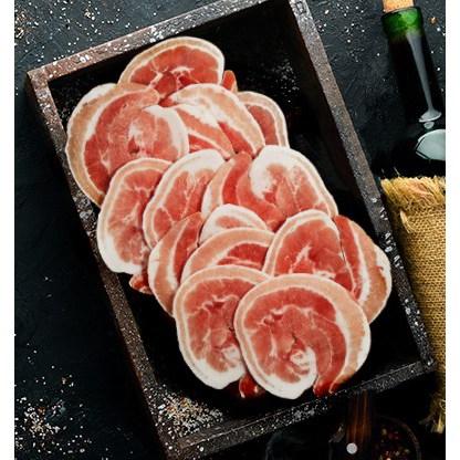 고기로 쌈을 싸먹자! 쌈싸먹는 삼겹살 한돈 꽃삼겹 꽃겹살 쌈겹살 300g*3팩(총 900g)
