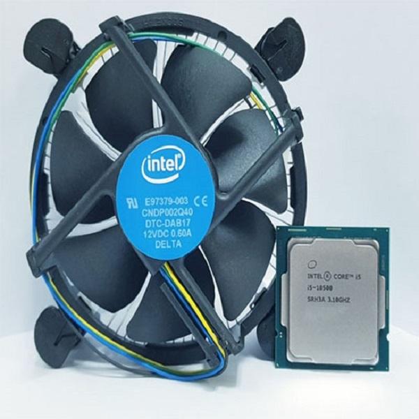 인텔 코어i5-10세대 10500 (코멧레이크S) (벌크+쿨러), 단일상품