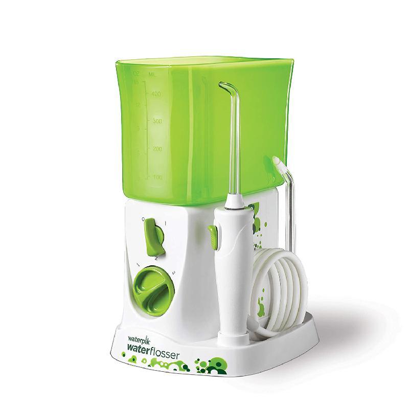 Waterpik 워터픽 물양치 물치실 구강세정기 WP260 그린, 단일상품