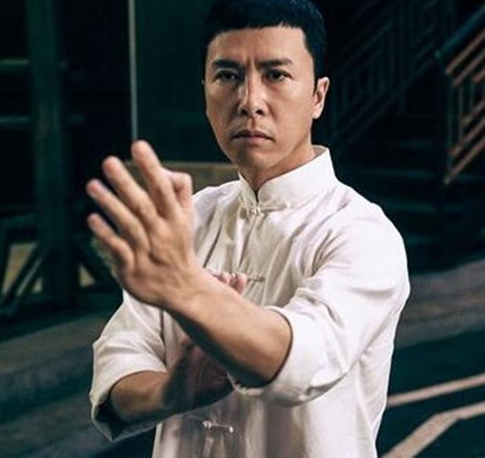 컴윙 쿵후 셔츠 이소룡 엽 묻다 남자 청년 중국식 영 봄 무술 태극 면 린넨 공연복 마고개 옷