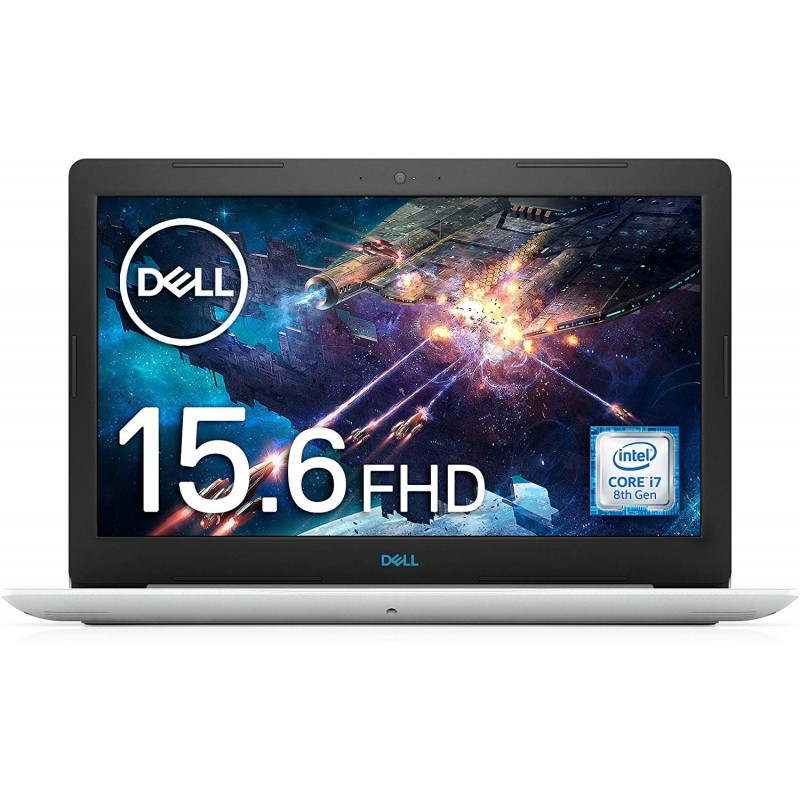Dell 게이밍 노트북 G3 15 3579 Core i7 화이트 19Q12W / Windows 10 / 15.6 FHD / 8GB / 128GB SSD + 1T, 1