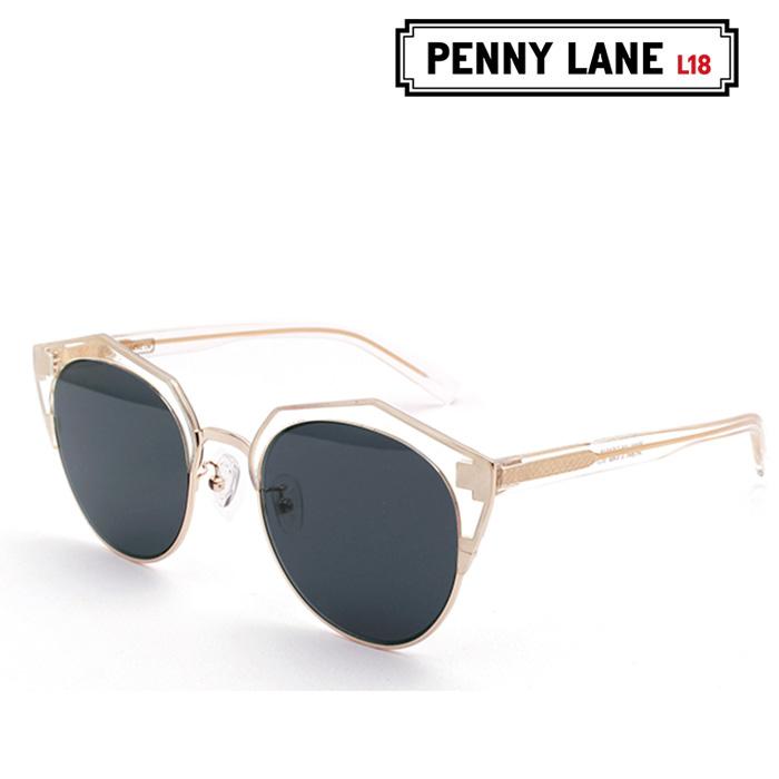 PENNY LANE 페니레인선글라스 Doris-C4 하금테선글라스 투명선글라스 면세점상품