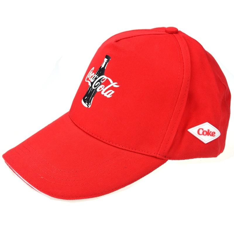 코카콜라 남녀공용 프리사이즈 캡 모자