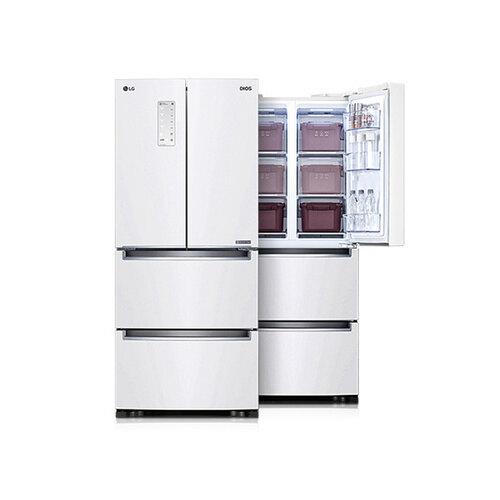 [신세계TV쇼핑][LG] 디오스 스탠드 김치냉장고 402L K419W11E, 단일상품