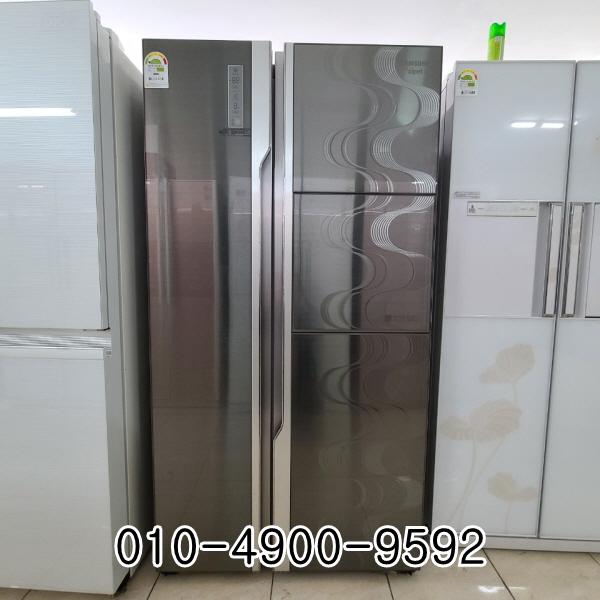 중고양문형냉장고820리터 중고냉장고 양문형냉장고1등급 냉장고900리터, 양문형냉장고 2도어