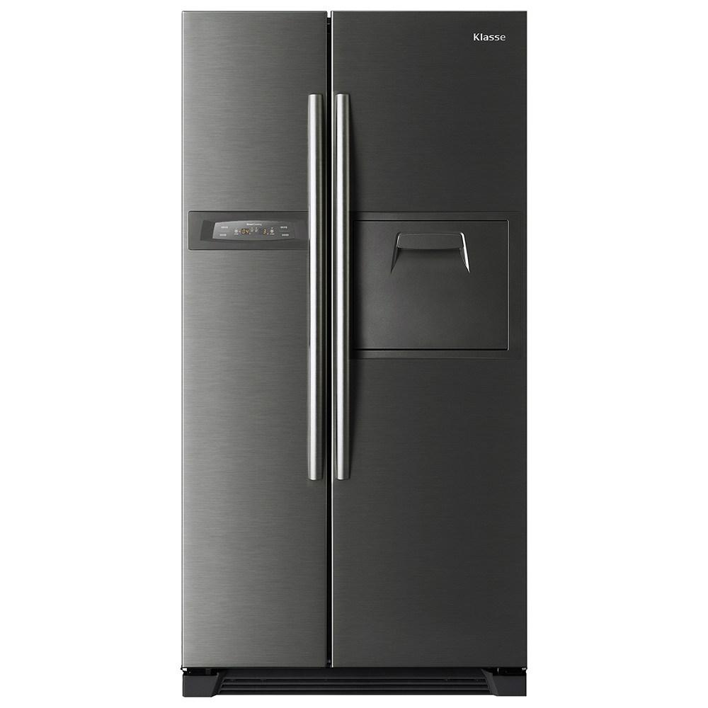 위니아대우 클라쎄 WKR55DERPS 세미빌트인 양문형 냉장고 550L 국내제조