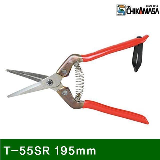 ksw27424 aw657 적과가위T55SR195mm(1EA)