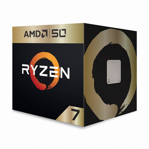 (AMD 라이젠 7 2700X 골드에디션 (옥타코어/3.7GHz/쿨러포함/대리점정품) 대리점정품/쿨러포함/골드에디션/라이젠/옥타코어, 단일 모델명/품번