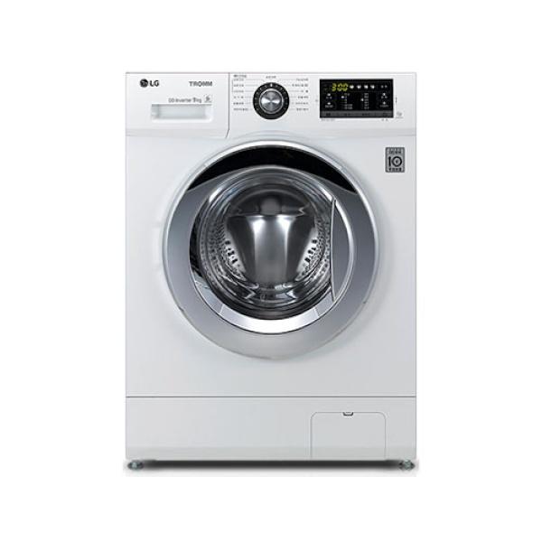 라온하우스 [LG전자] 프리미엄 드럼세탁기 트롬 세탁 건조 [용량 9KG][LG직배송 설치] 사업자전용 특판모델, 643830