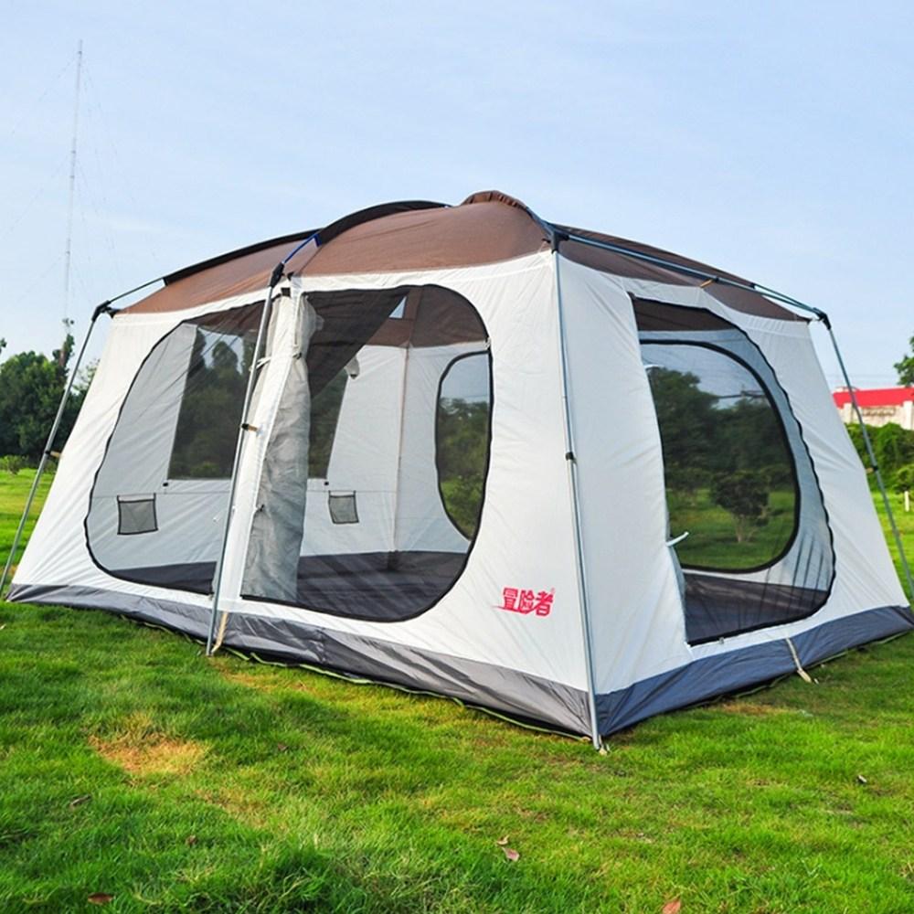 거실형 텐트 쉘터 리빙쉘텐트, 그린