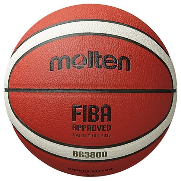 몰텐 농구공 BG3800 6호 7호 FIBA 공인구, 7호 (정식규격)
