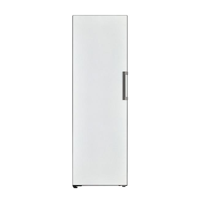 LG전자 오브제컬렉션 Y320MWS 컨버터블 냉동고 네이처 메탈 화이트, 연결안함 (POP 5009799387)