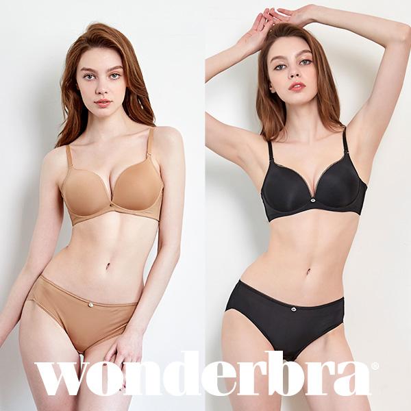[Wonderbra] 원더브라 노와이어 브라팬티 4종세트 WBW0M5455_T