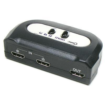 Coms HDMI 수동 선택기 2:1, 단일상품