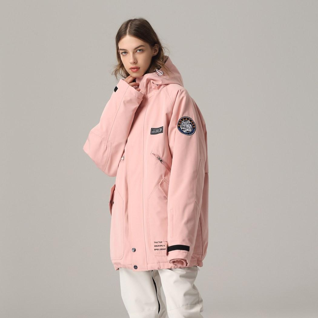 Searipe 남여공용 남성용 여성용 스노우보드재킷 스키복재킷 방수 보온