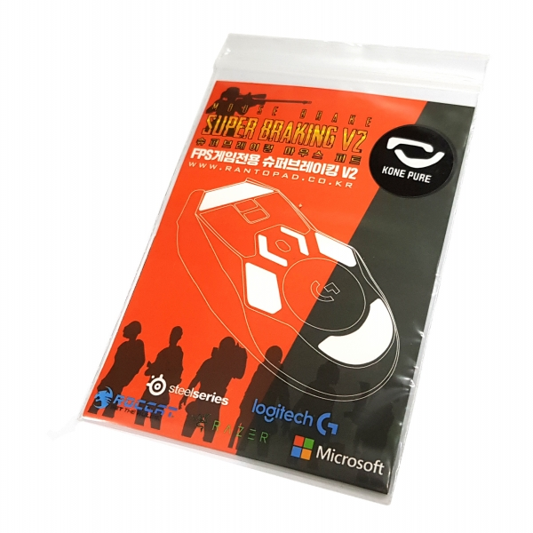 란토코리아 슈퍼브레이킹 V2 마우스 피트 G903/G900, 단일상품, 단일상품