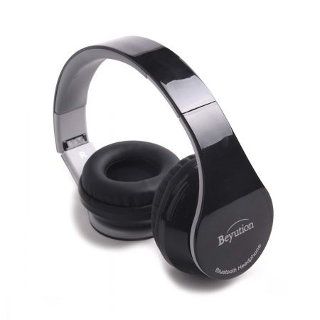 New Beyution BT513 Over-ear HiFi Bluetooth 4.0 Headphones for Apple IPHONE 5S 5C 5 4S IPAD mini and, One Color, 상세 설명 참조0