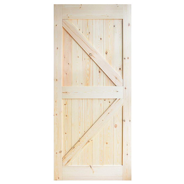 하모니 슬라이딩도어 소나무 원목 중문 2130 x 950