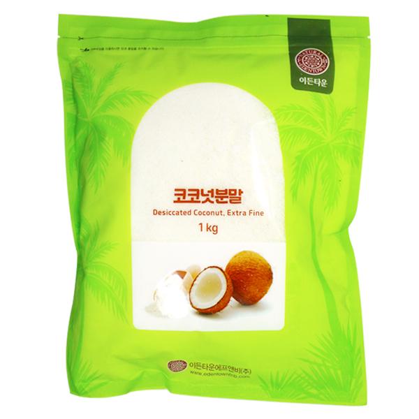 이든타운 코코넛 분말 1kg
