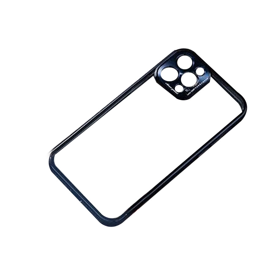 폰이가드 에나큐브메탈렌즈가드아이폰12.아이폰12PRO투명케이스+메탈렌즈가드 5가지칼라