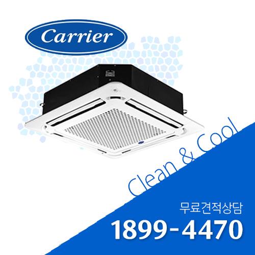 캐리어 천장형 에어컨 인버터 시스템 에어컨 23평 냉난방기 (CTV-Q0831G) (POP 5268360467)