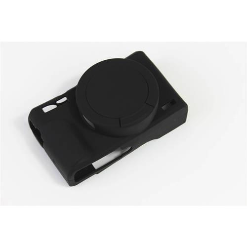 캐논 G7X3용 실리콘 케이스 G7X2 카메라가방 G7XMark II III 전용 보호 케이스 소, 상세내용참조