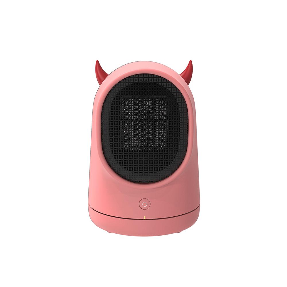 소싱 웜 베이비 미니 온풍기, 핑크, 웜베이비 미니 온풍기