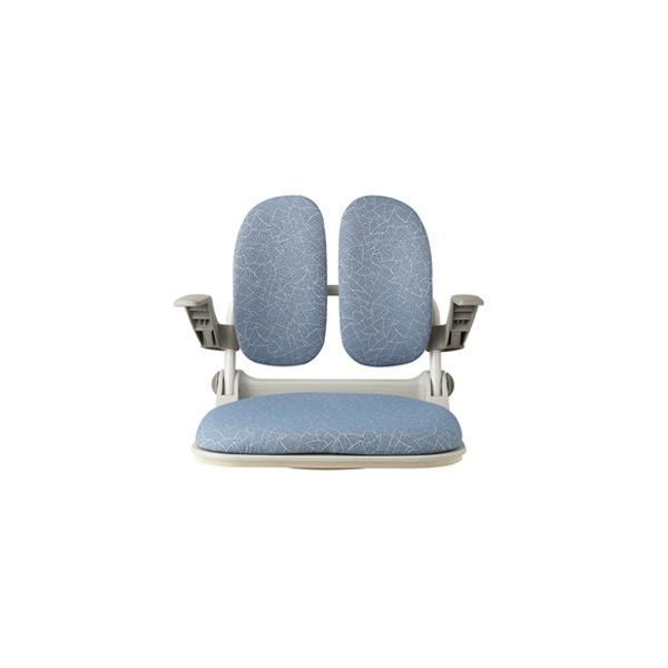 (듀오백코리아 듀오백 DK 925GF 회전형 좌식의자 팔걸이 폴딩형 립브라운 좌식의자/팔걸이/립브라운/듀오백코리아/회전형/폴딩형/듀오백, 단일 색상