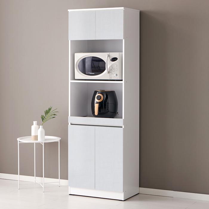 바로방가구 히트 1800 키큰 주방 밥솥 밥통 에어프라이어 전자렌지 수납장 렌지대, 체크