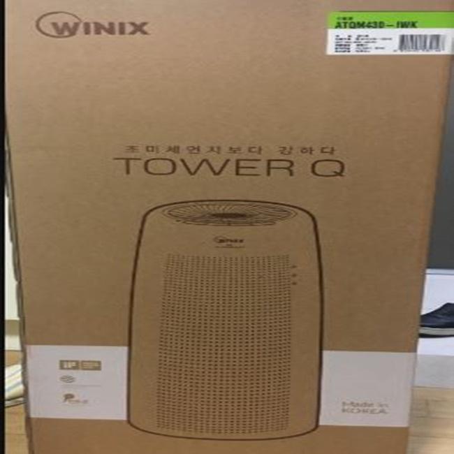 위닉스 타워Q 공기청정기 ATQM430-IWK