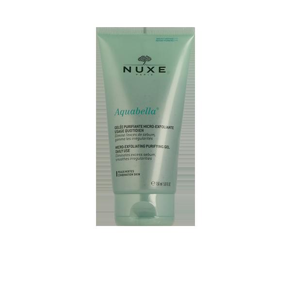 NUXE 눅스 아쿠아벨라 마이크로-엑스폴리에이팅 퓨리파잉 젤 150ml, 1개