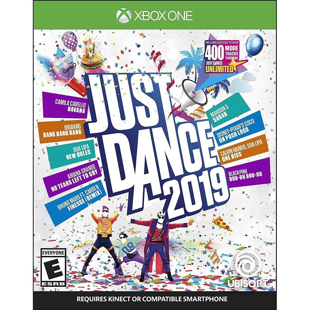 저스트 댄스 2019 Just Dance 2019 - Xbox One, 단일상품