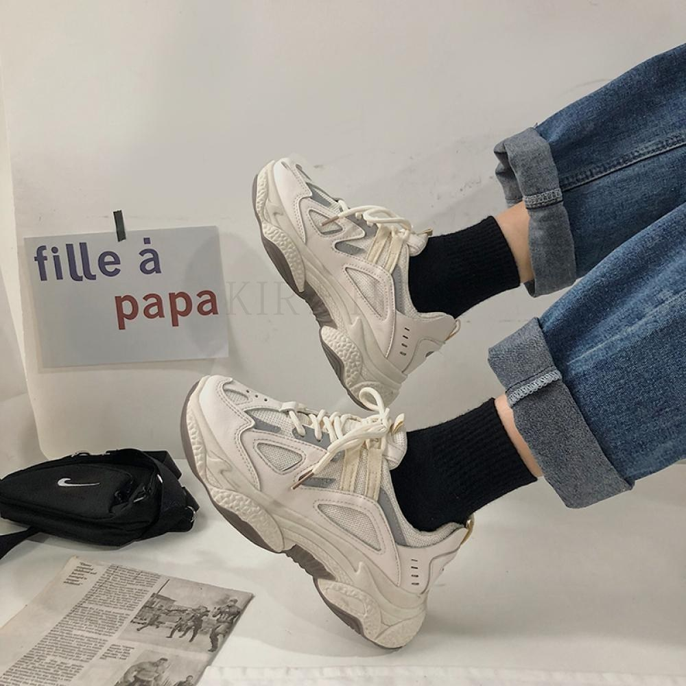 kirahosi 여성화 2020 패션 신발 운동화 어글리 슈즈 36호+덧신증정 BMprd4ho